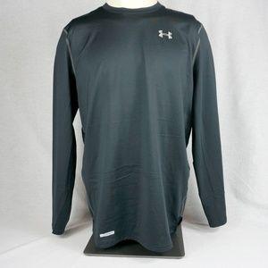 Black Under Armour Long Sleeve Shirt